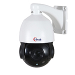 B Series IR waterproof midel speed Network PTZ Camera